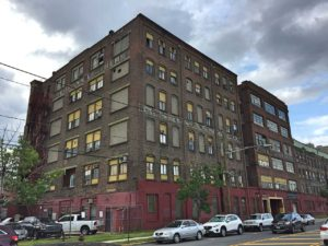Northstar - Building Neumann for Redevelopment Hoboken's Funding Plans Proposed Leathers