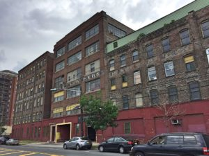 Funding for Northstar - Hoboken's Building Neumann Proposed Plans Leathers Redevelopment